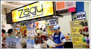 zagu franchise price